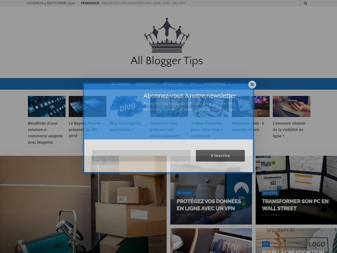 allblogger.tips