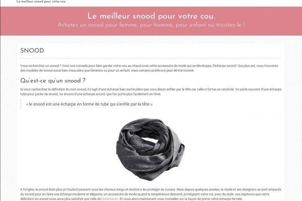 meilleur-snood.fr
