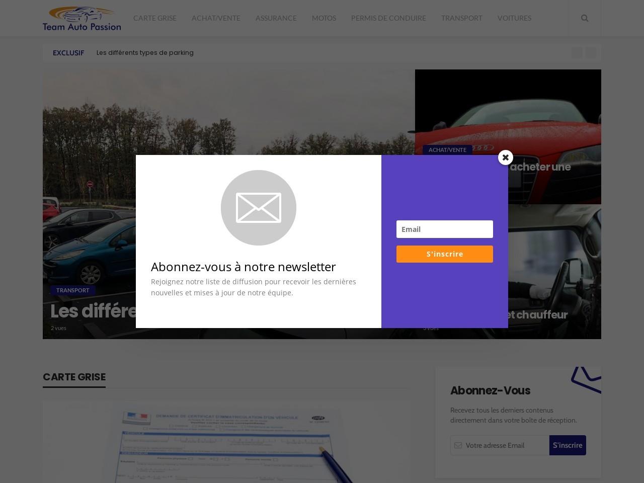 team-auto-passion.com