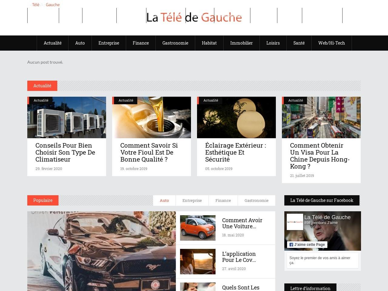 lateledegauche.fr