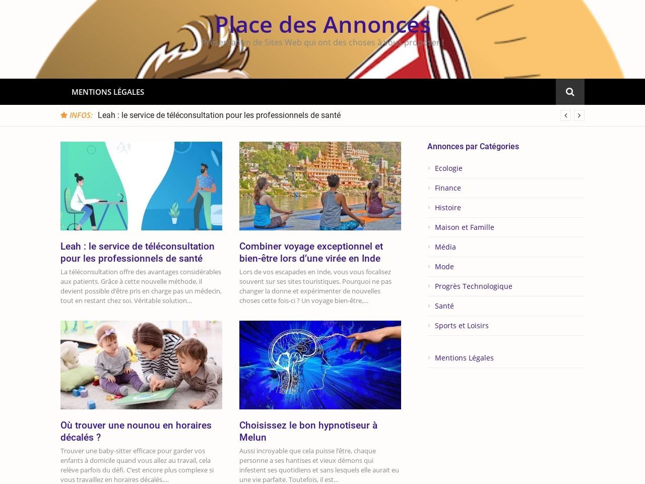 placedesannonces.fr