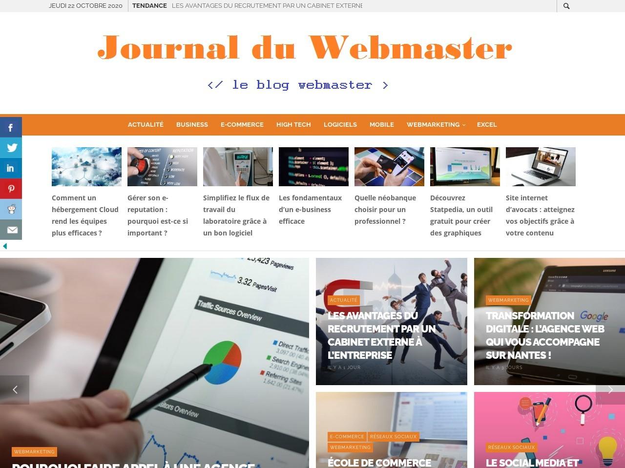 journalduwebmaster.com