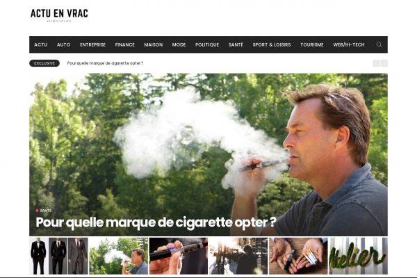 actuenvrac.com
