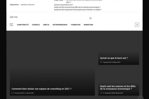 be2biz.fr